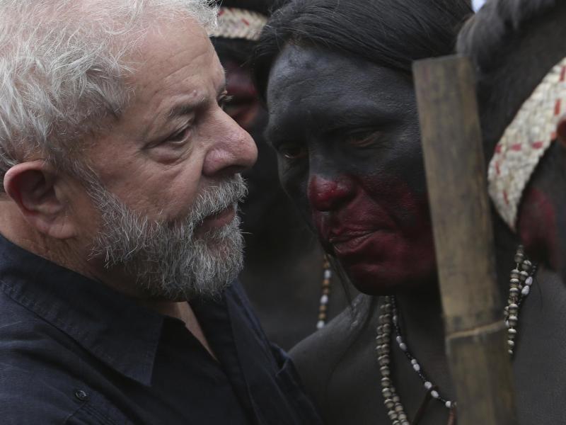 Bild zu Lula da Silva