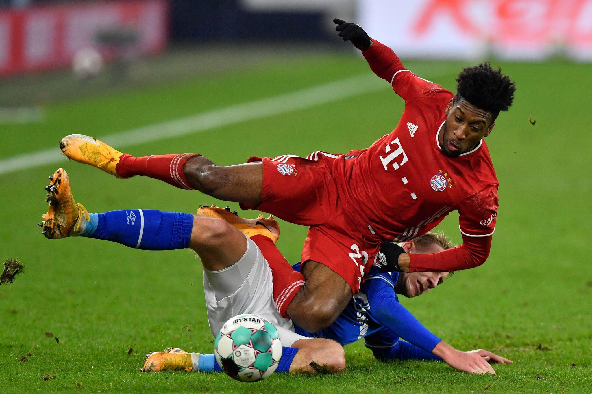 Bild zu FC Schalke 04, Bayern München
