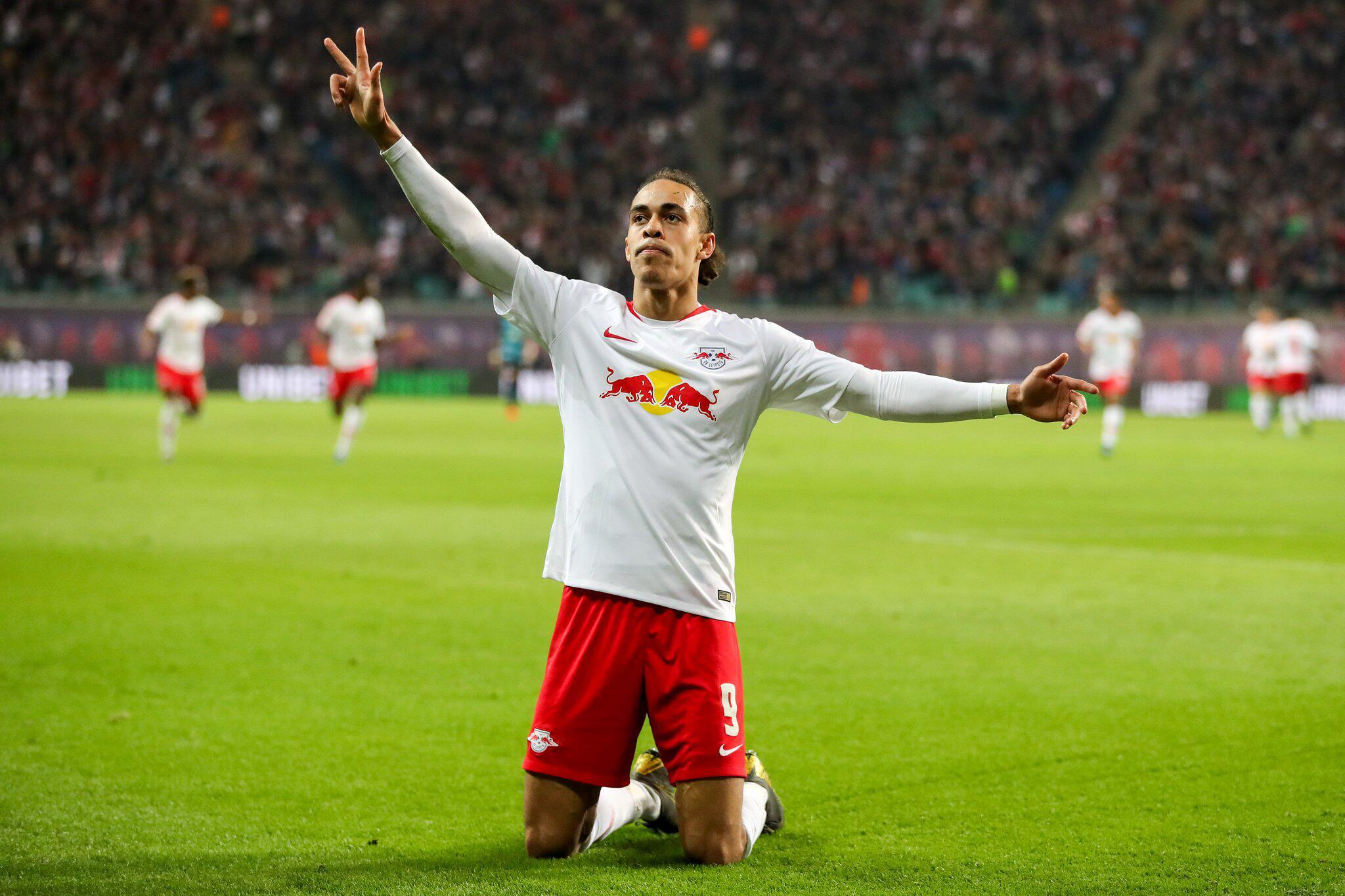 Bild zu RB Leipzig - Hertha BSC