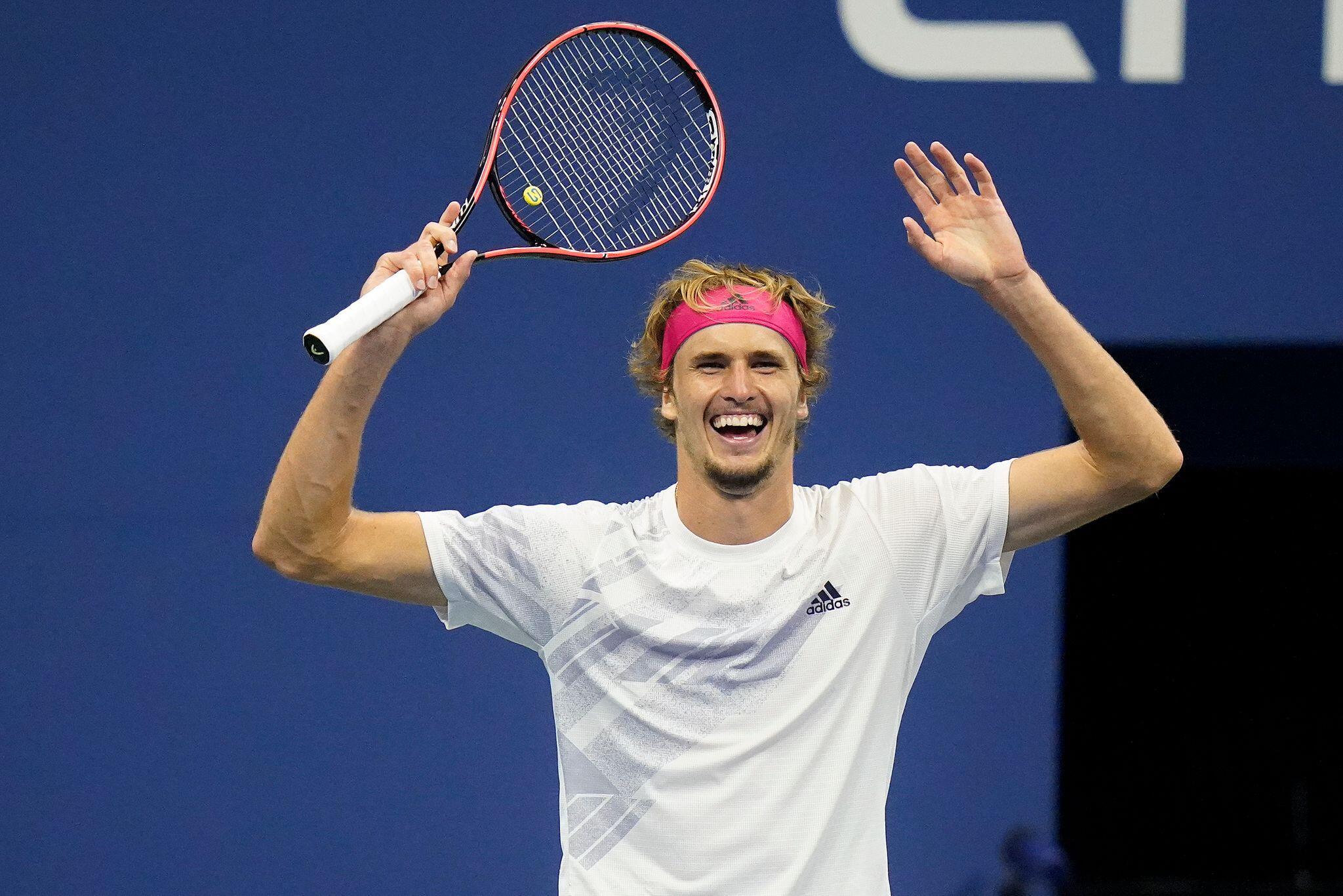 Bild zu US Open, Alexander Zverev