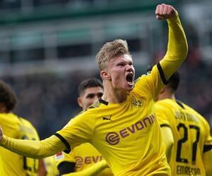 Werder Bremen - Borussia Dortmund und Erling Haaland