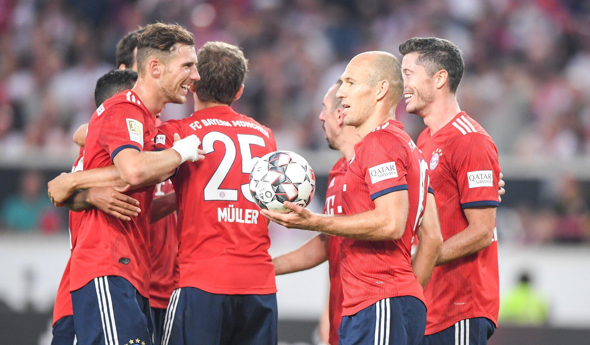 Bild zu VfB Stuttgart - Bavaria Munich