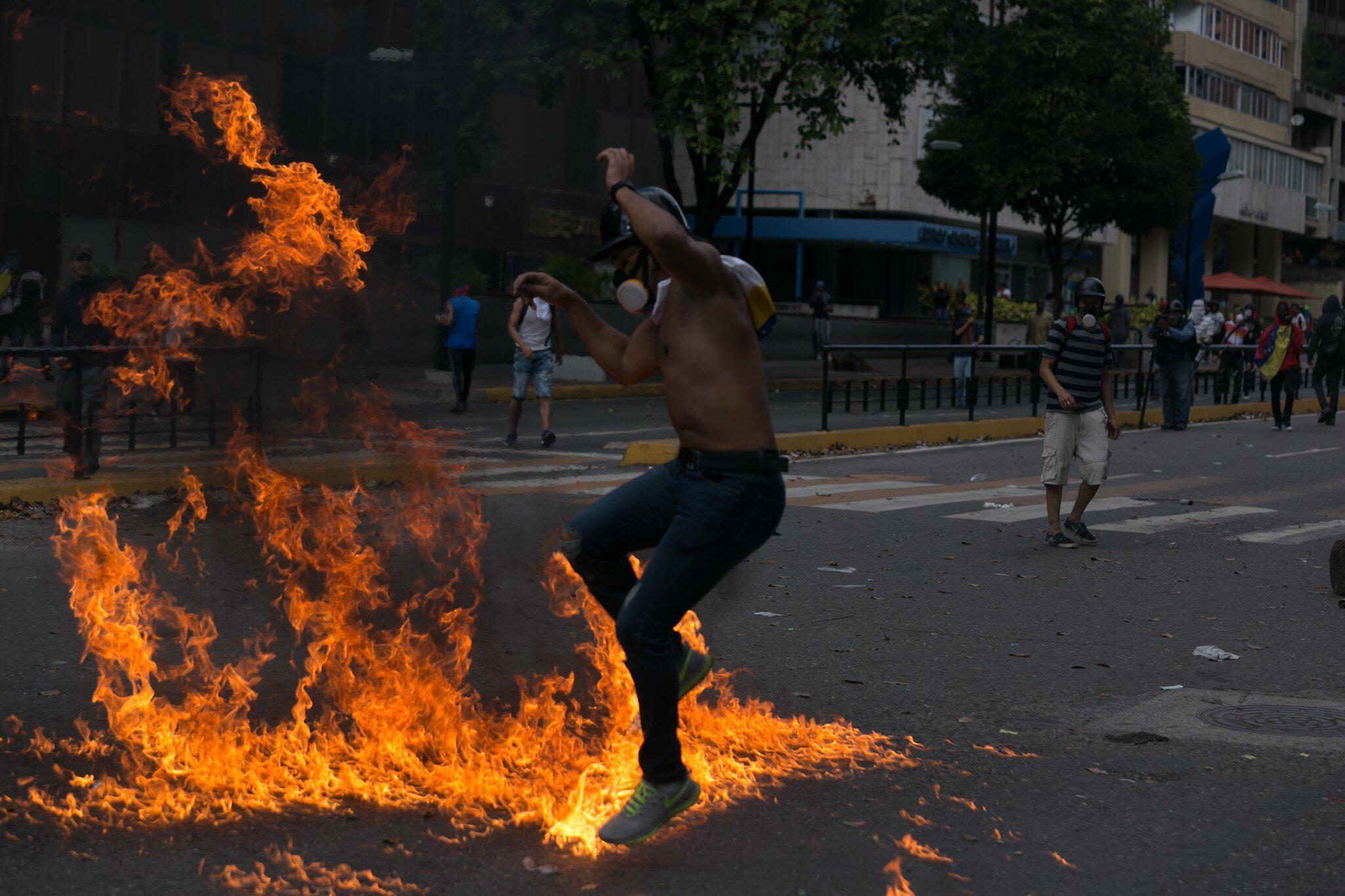 Bild zu Venezuela