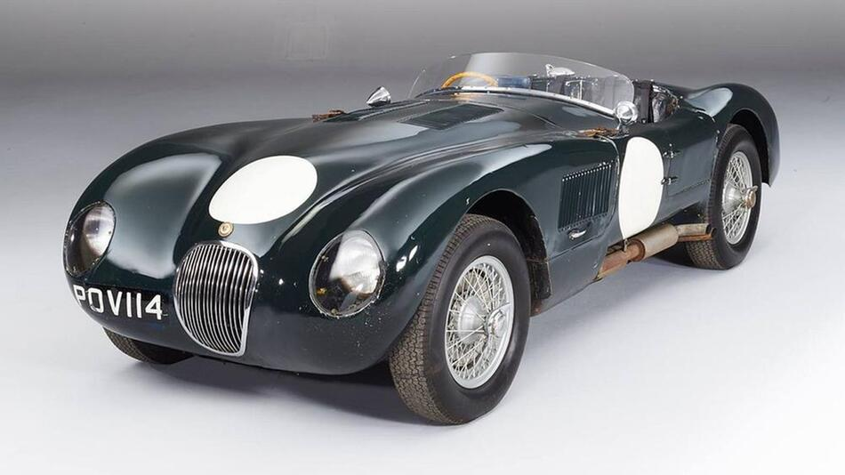 Jaguar C-Type Bonhams