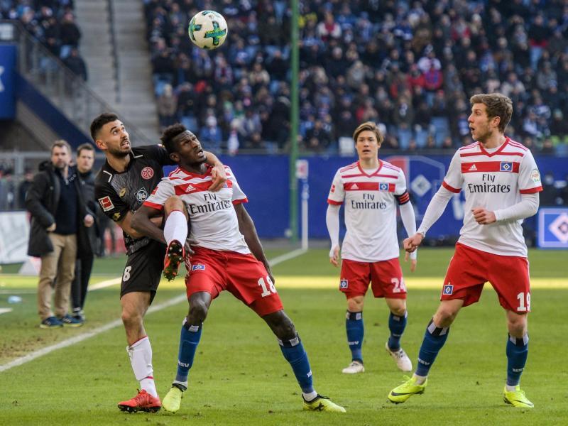 Bild zu Hamburger SV - FSV Mainz 05