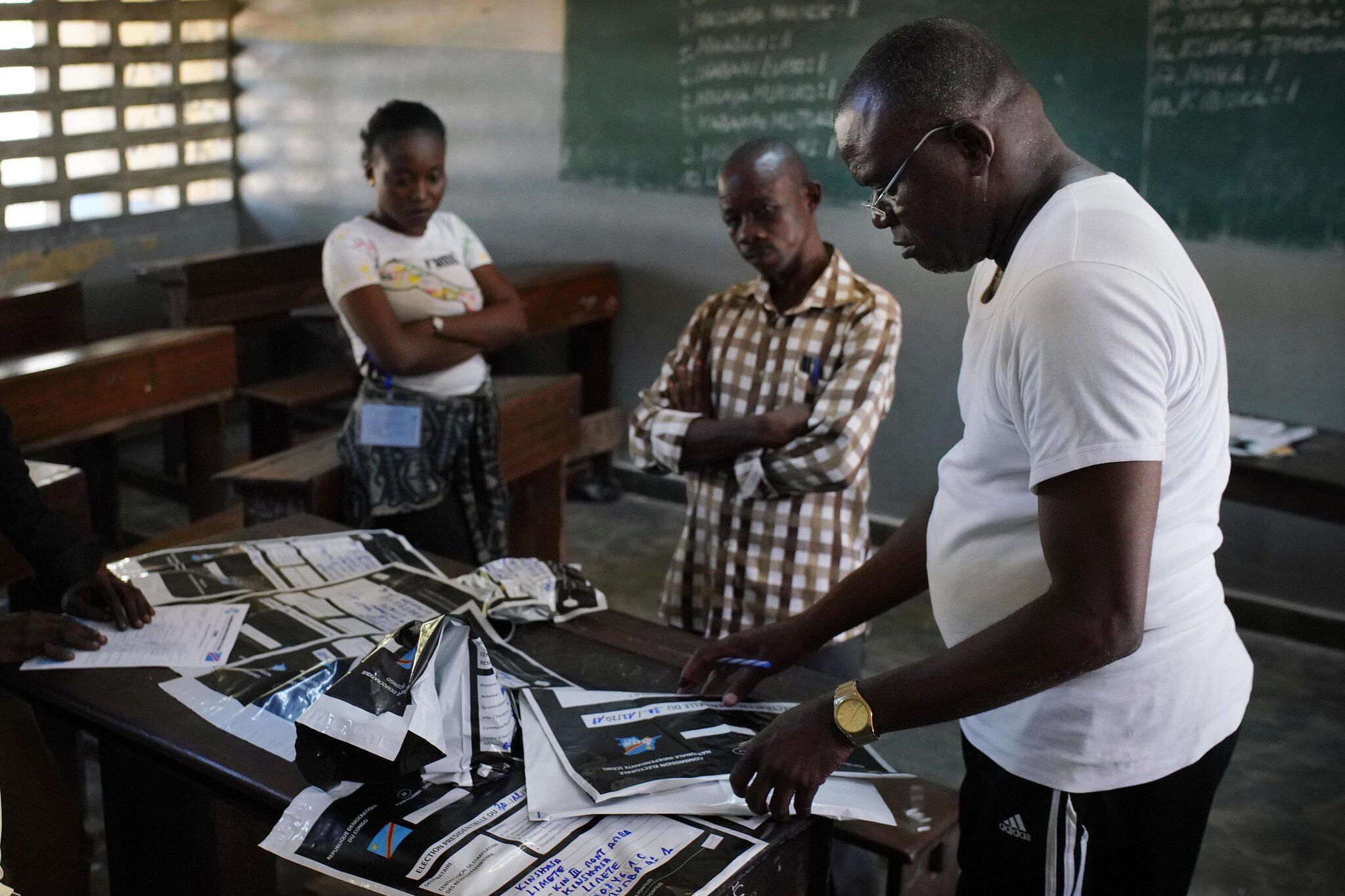 Bild zu Wahlen im Kongo