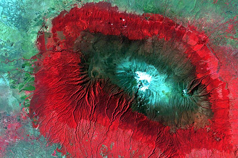 Kilimandscharo 1976