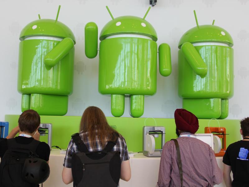 Bild zu Android-Suche