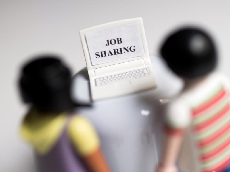 Bild zu Jobsharing