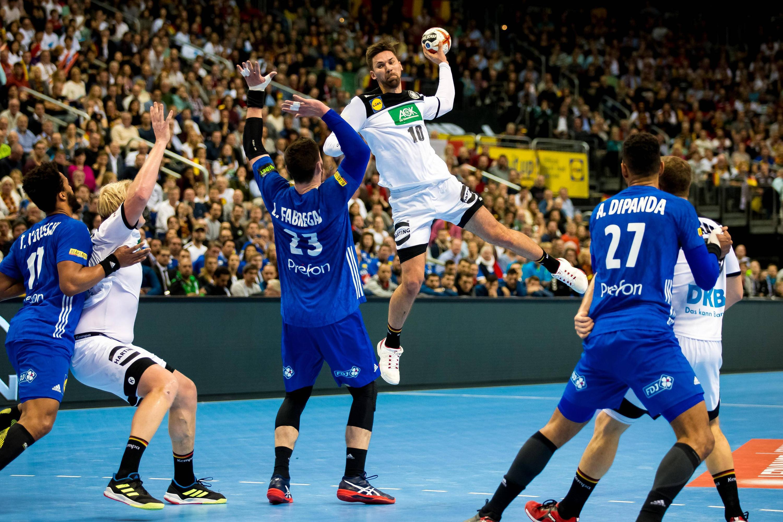 Bild zu Handball-WM, Deutschland, Frankreich, Wiede