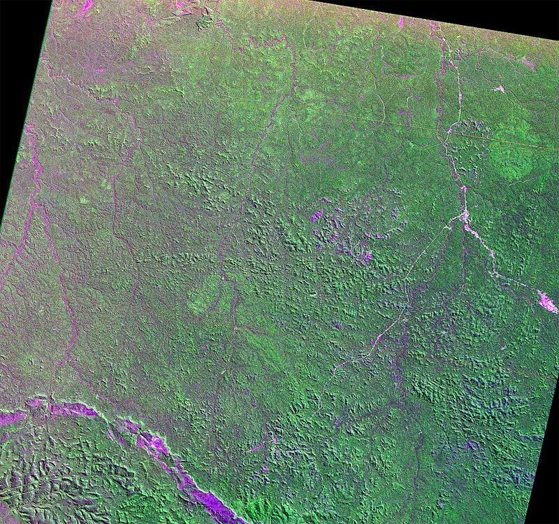 Bild zu Brasilianische Provinz Rondonia 1975