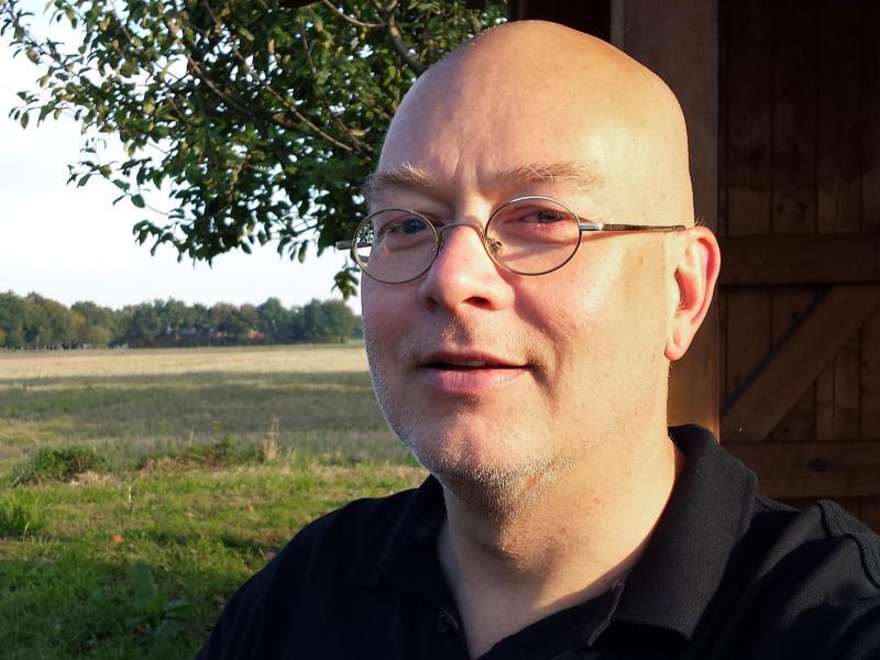 Bild zu Sozialarbeiter Markus Gutfleisch