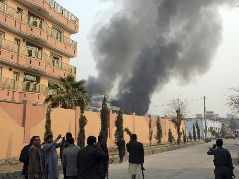 Bild zu Gewalt in Afghanistan