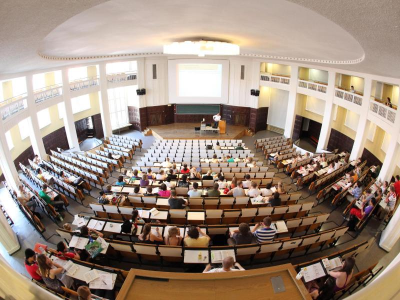 Bild zu Studienplatzvergabe