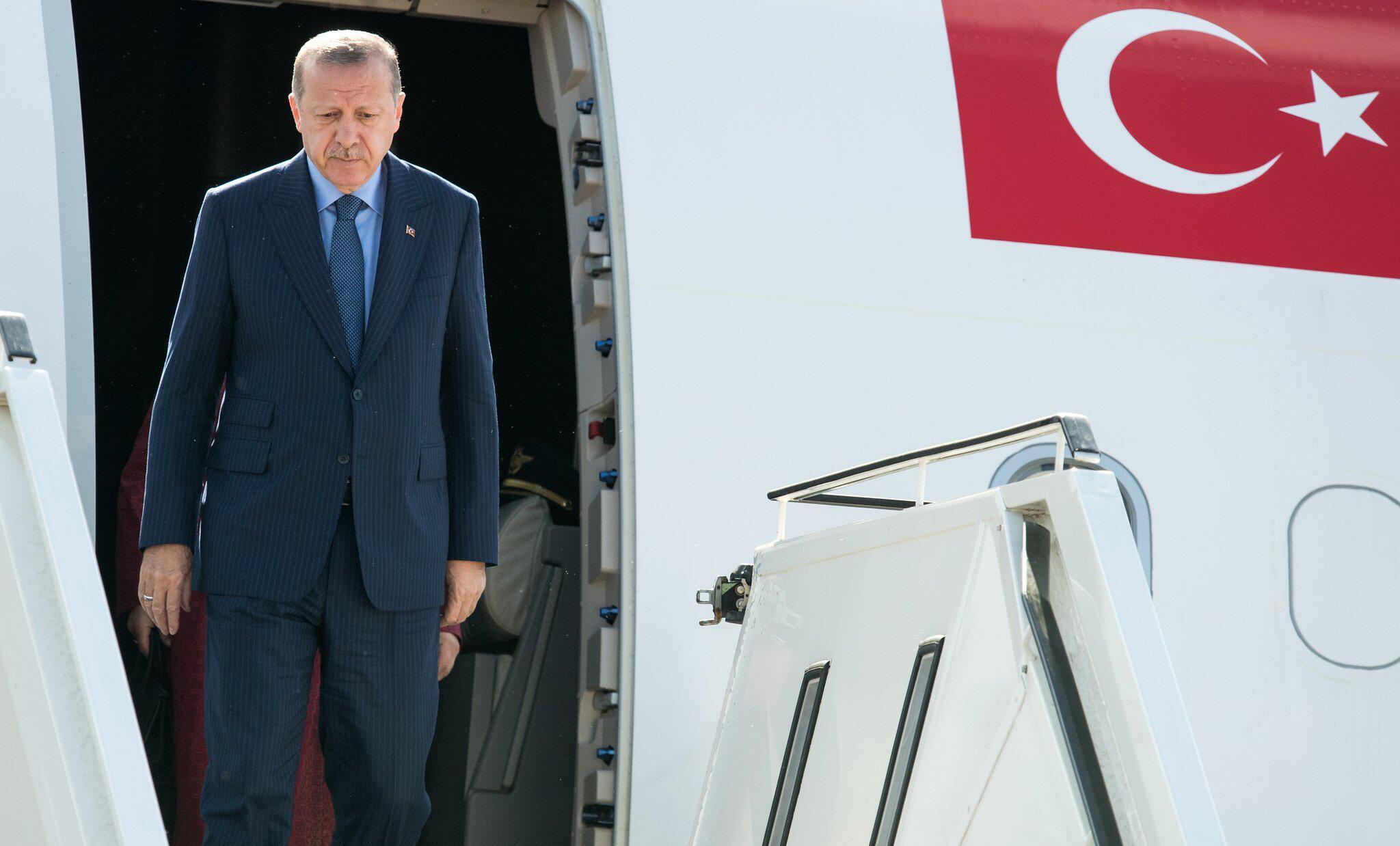 Bild zu Türkischer Präsident Erdogan in Deutschland