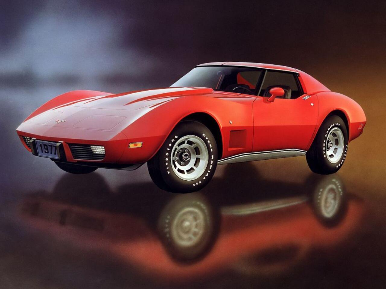 Bild zu Chevrolet Corvette ZL1 (C3)