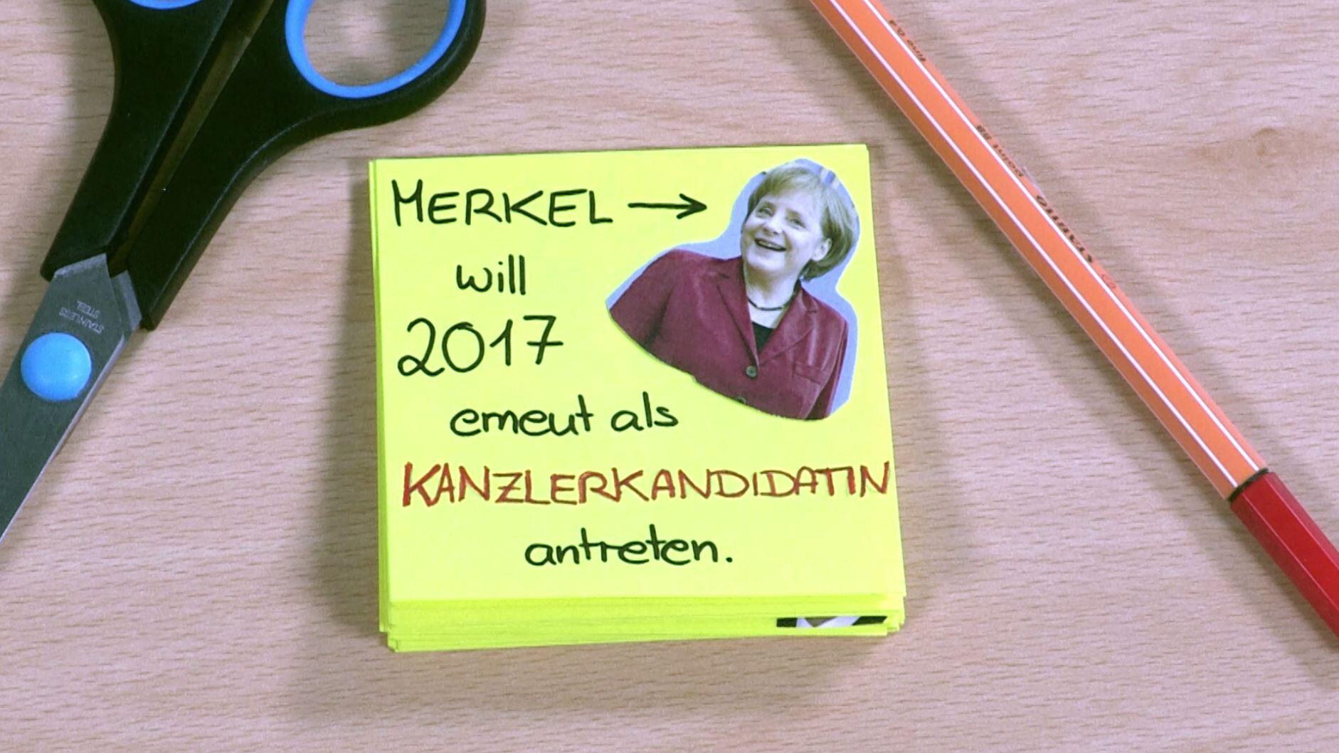 Bild zu Angela Merkel, Bundestagswahl, Bundeskanzler