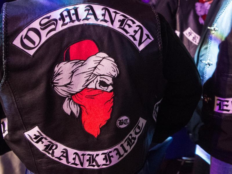 Bild zu Rockergruppe «Osmanen»