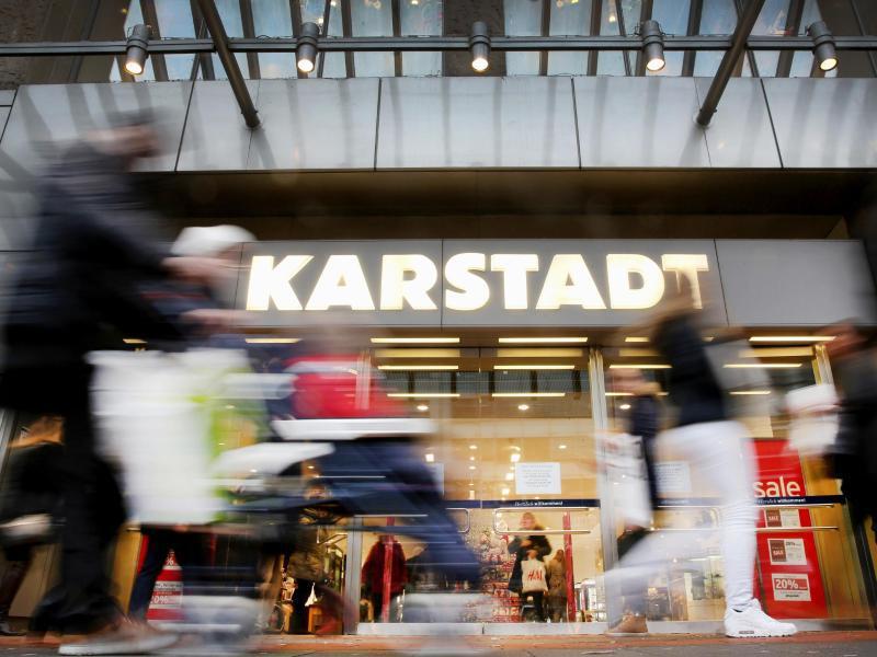 Bild zu Karstadt