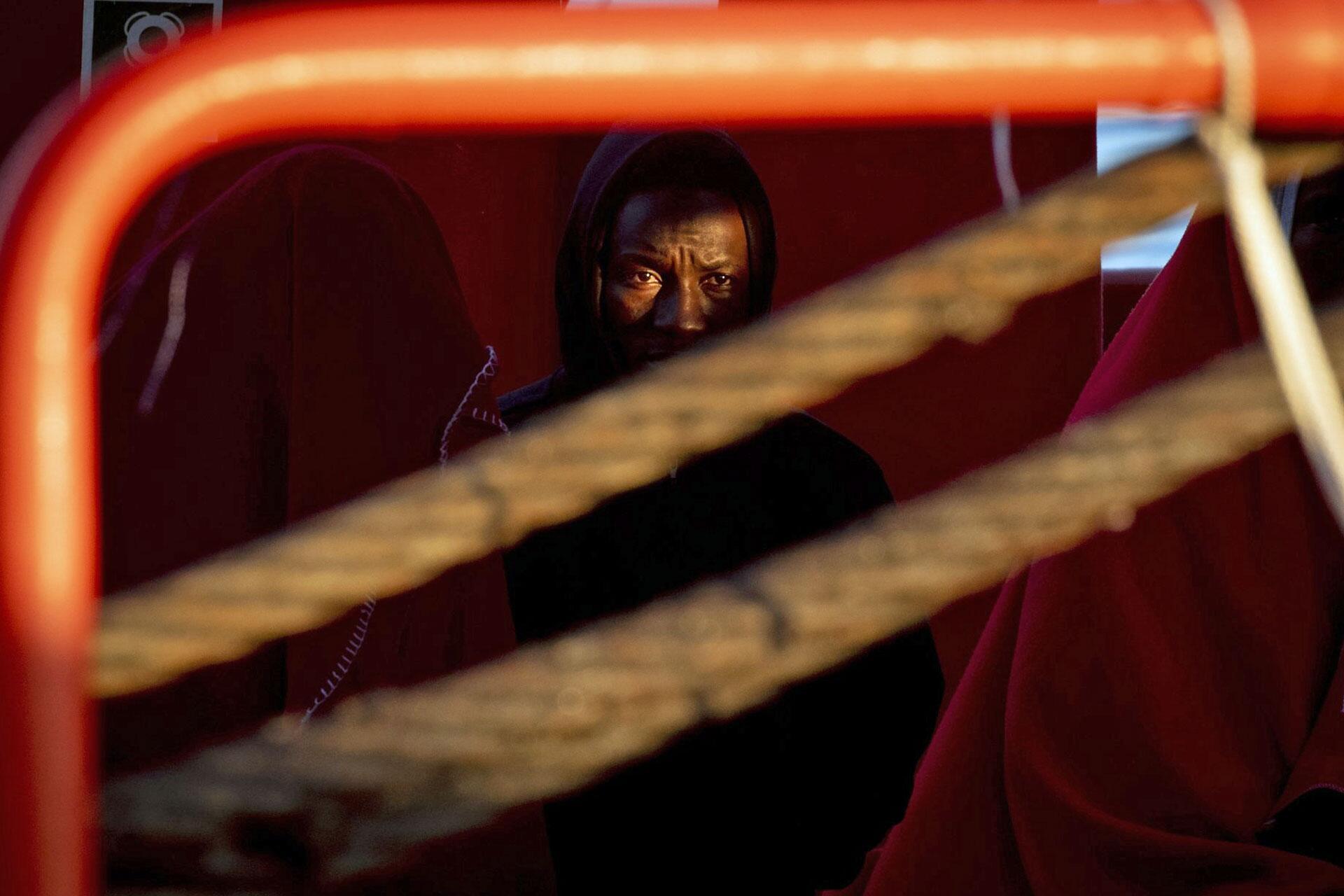 Bild zu Flüchtlinge an der spanischen Küste