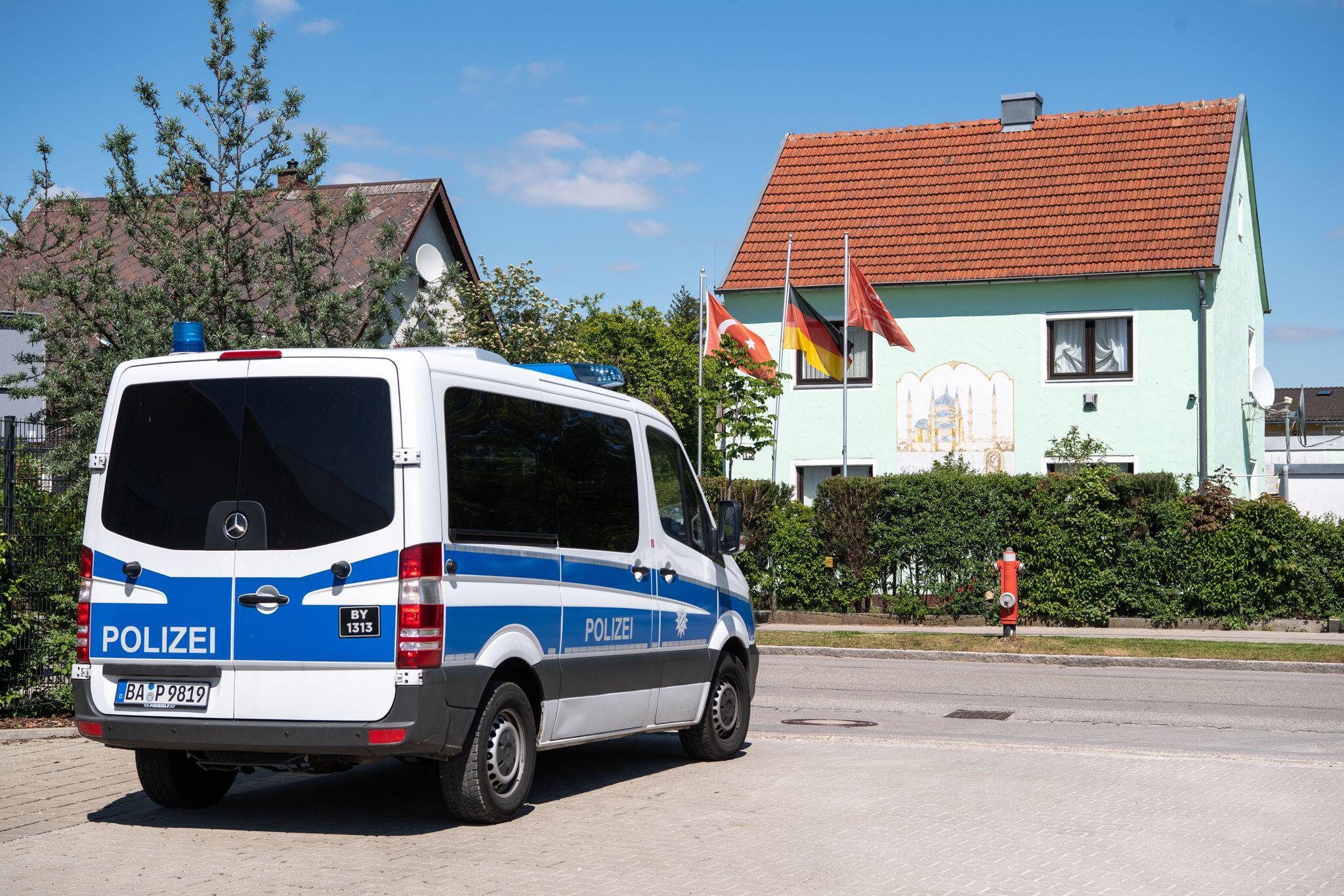 Bild zu Bericht: Verdächtiger in Waldkraiburg plante Anschläge auf Mosche