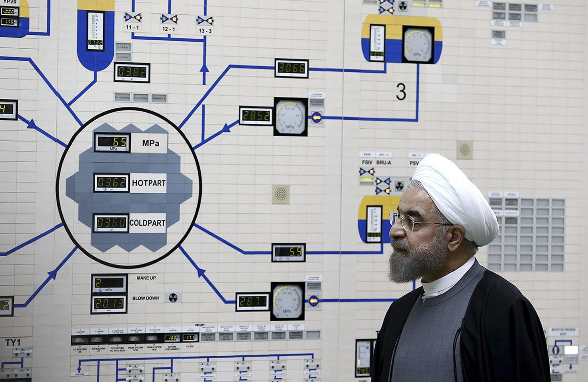 Bild zu Atomabkommen mit dem Iran droht Rückschlag
