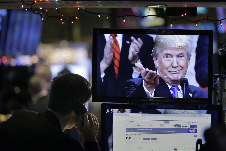 Bild zu Finanzmärkte, Donald Trump