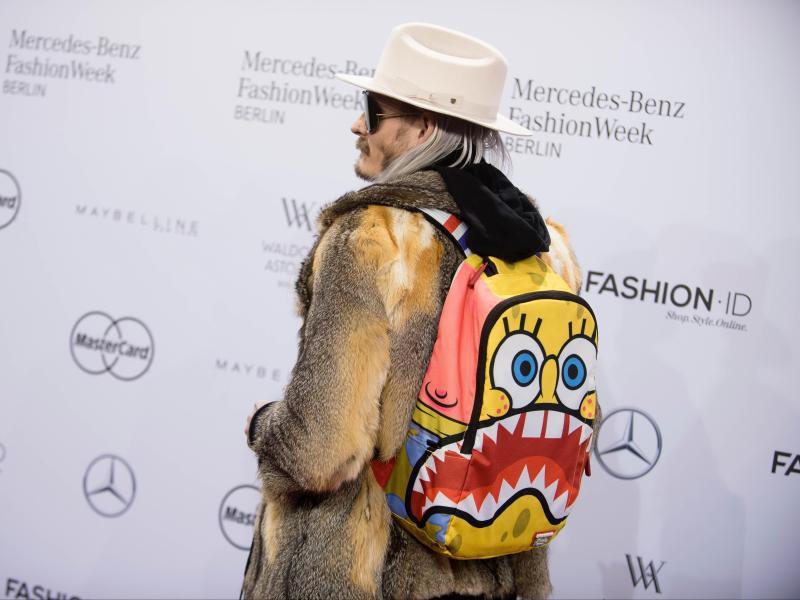 Bild zu Berliner Fashion Week - Patrick Mohr