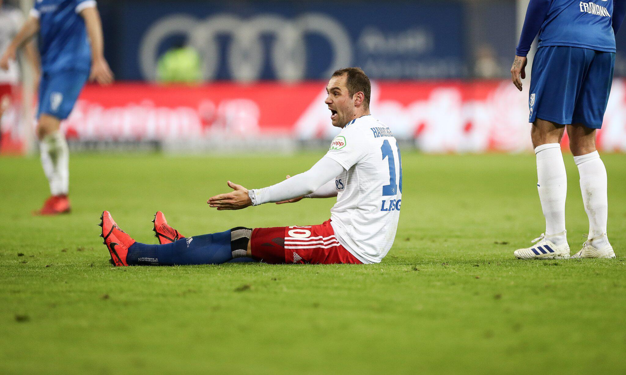 Bild zu Hamburger SV - 1. FC Magdeburg