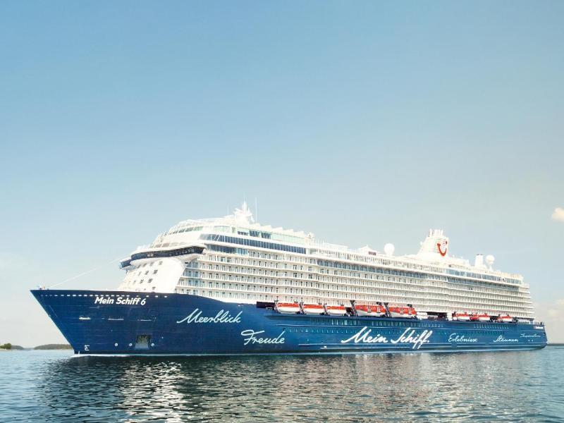 Bild zu «Mein Schiff 6»