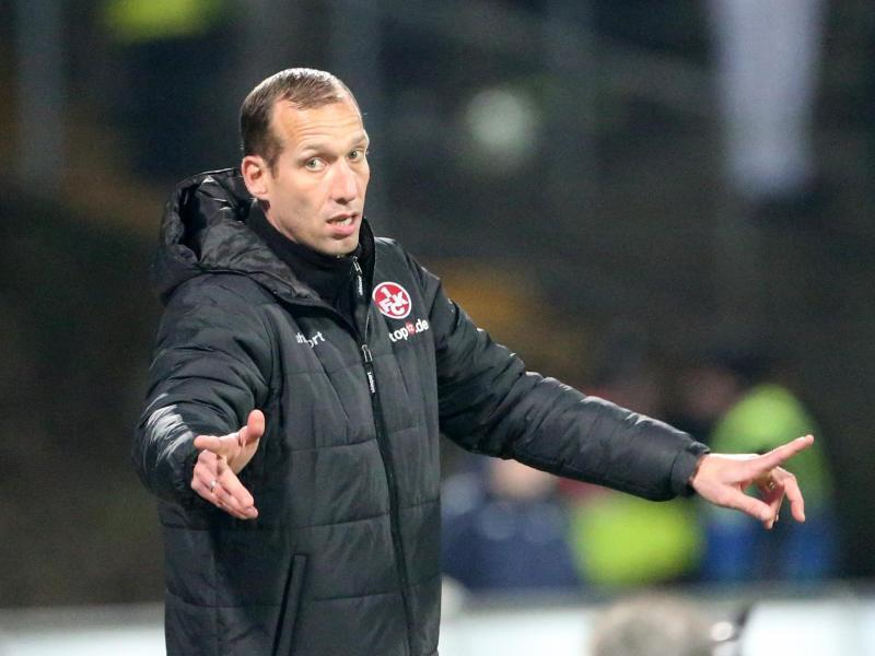Bild zu FCK-Coach