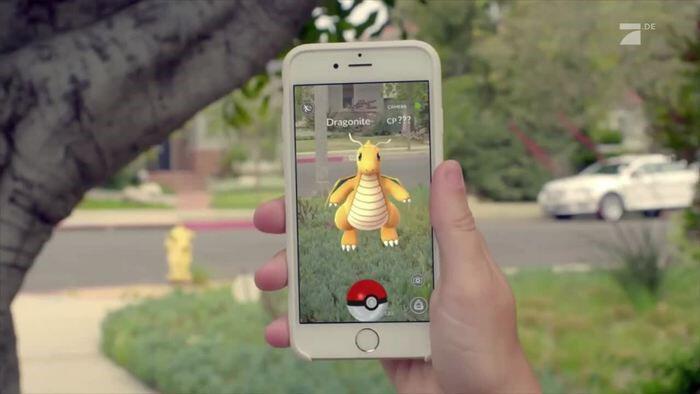 Bild zu Pokemon Go Hype - das passiert mit deinen Daten