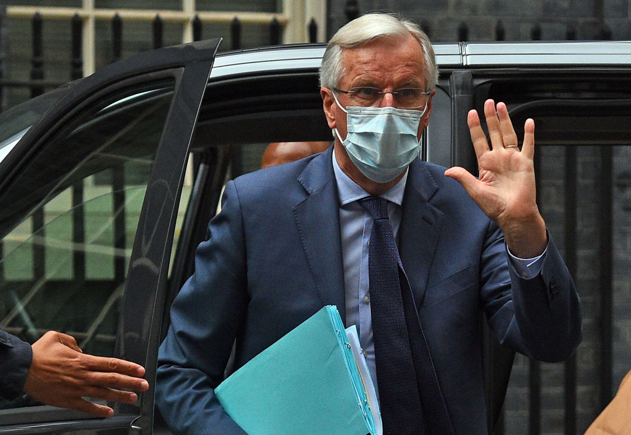 Bild zu Brexit-Verhandlungen in Großbritannien