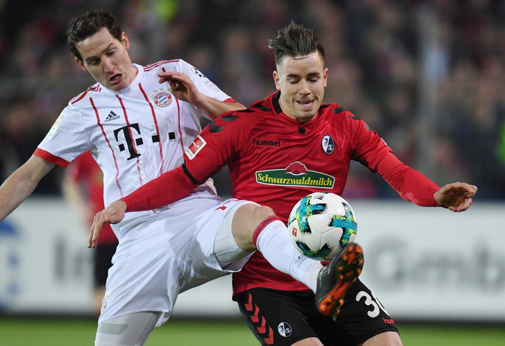 Bild zu SC Freiburg - Bayern München