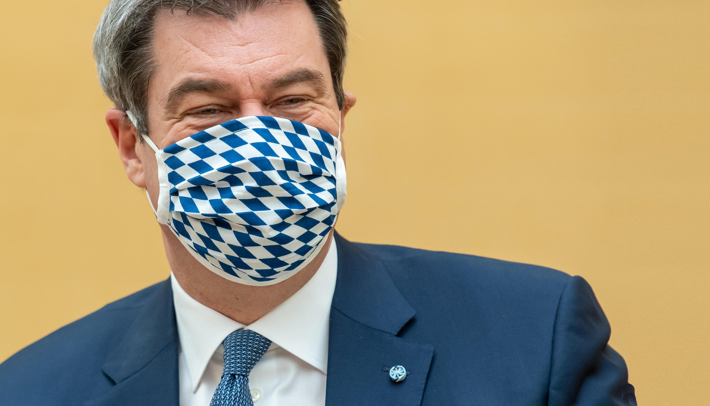 Bild zu Sitzung des bayerischen Landtags