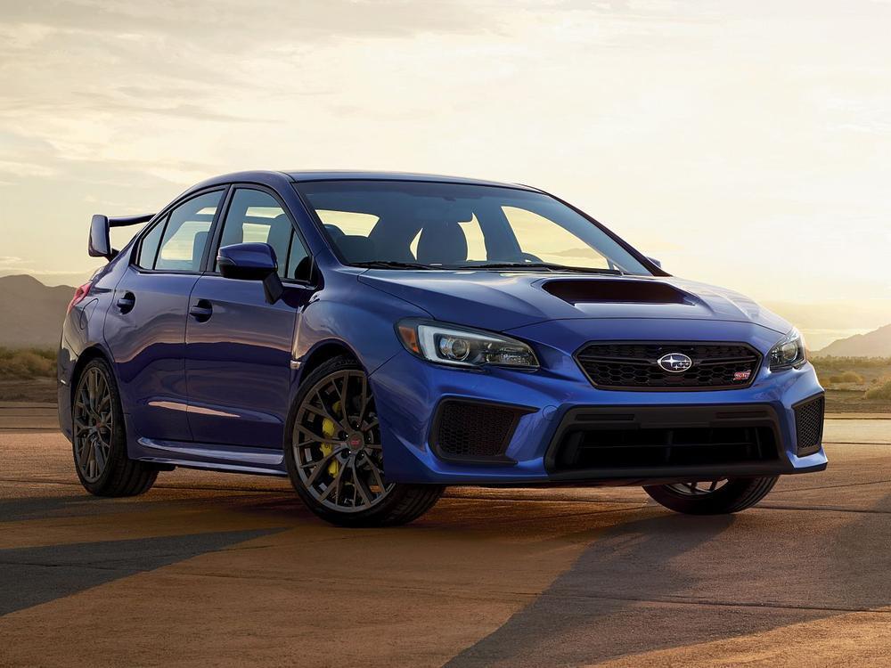 Bild zu Subaru WRX
