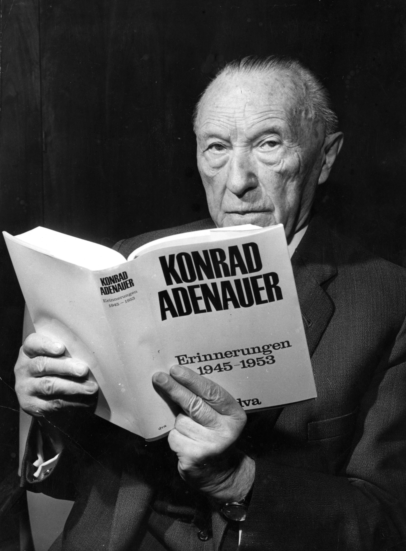 Bild zu Konrad Adenauer