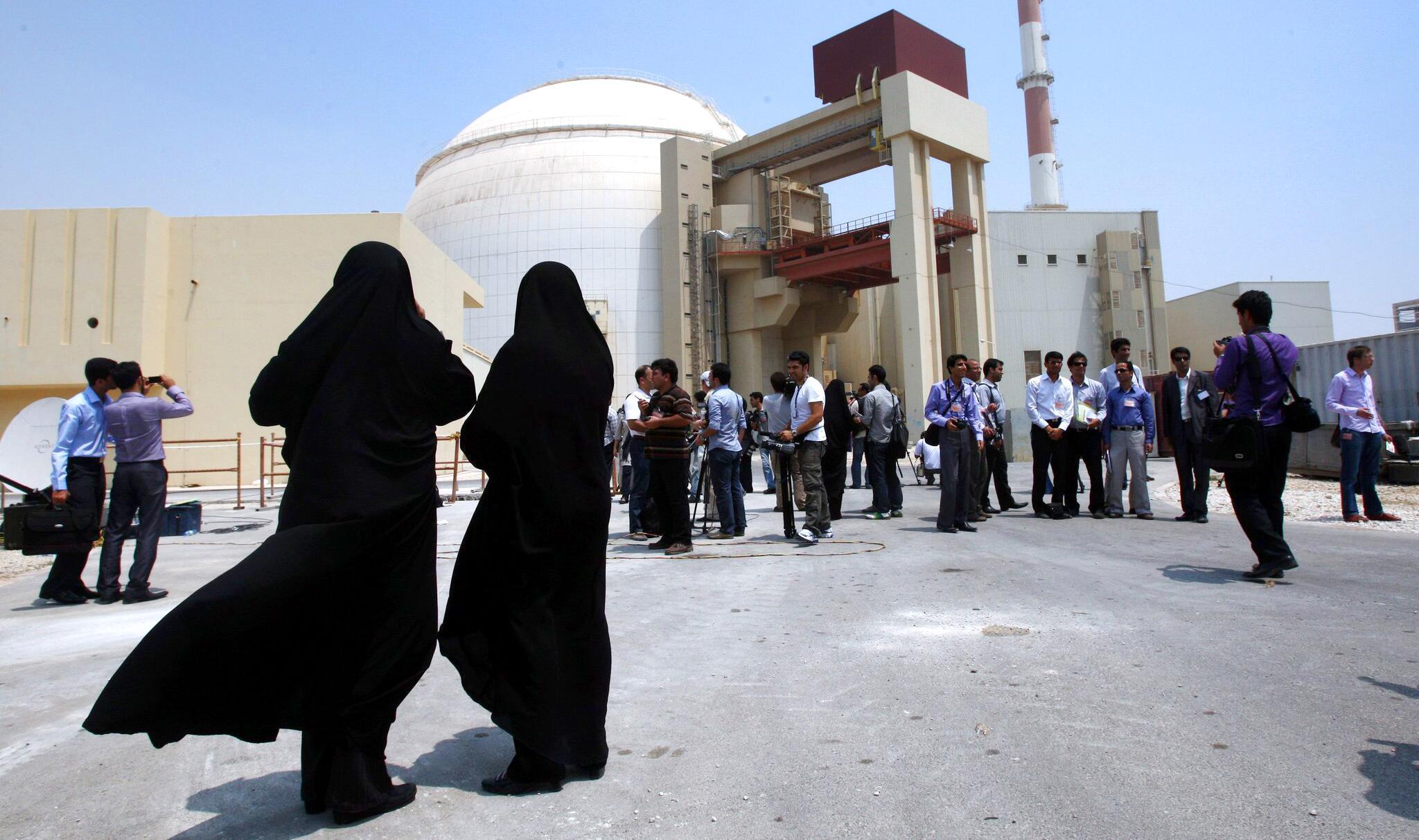 Bild zu Iran gibt Teilausstieg aus dem Atomabkommen bekannt