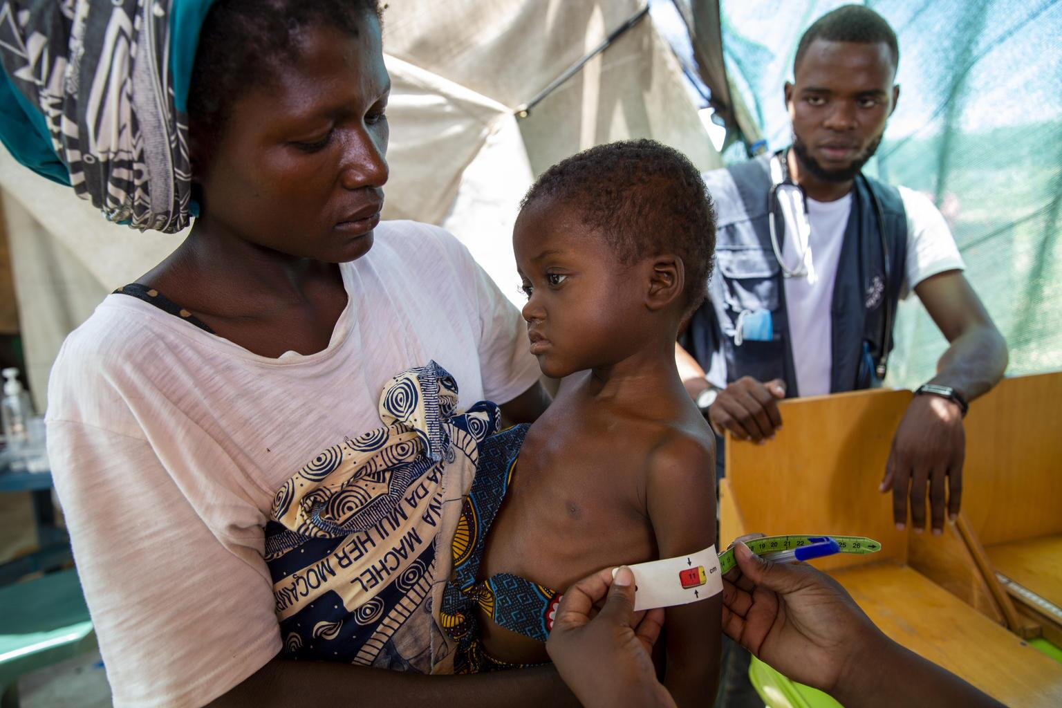 Bild zu Mosambik Mangelernährung