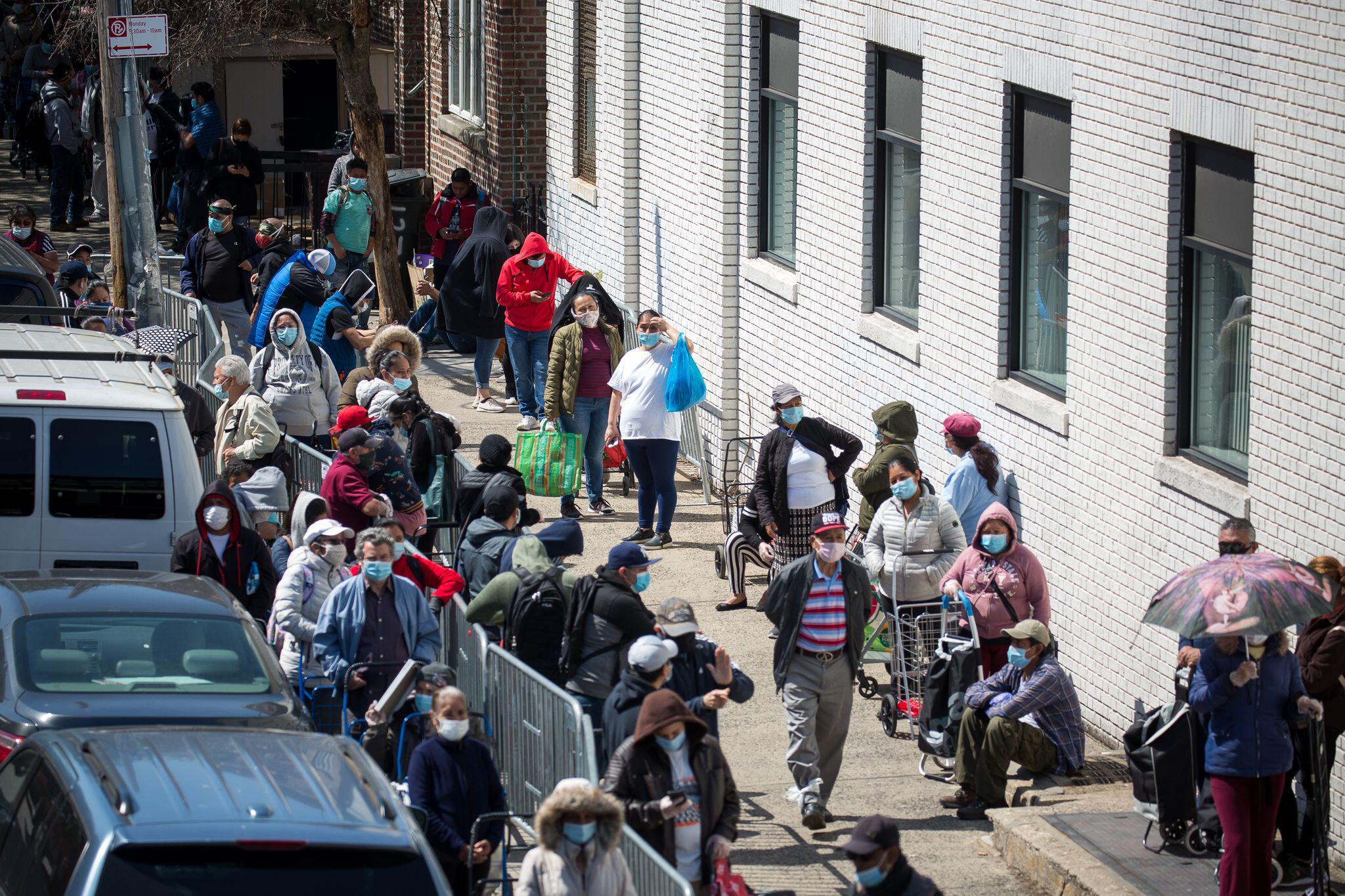 Bild zu Arbeitslosigkeit in den USA steigt wegen Corona-Krise