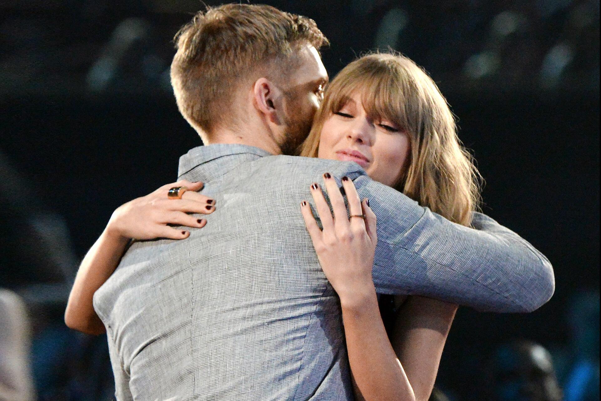 Bild zu Calvin Harris, Taylor Swift, Versöhnung