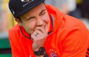 Mario Götze bleibt beim FC Bayern