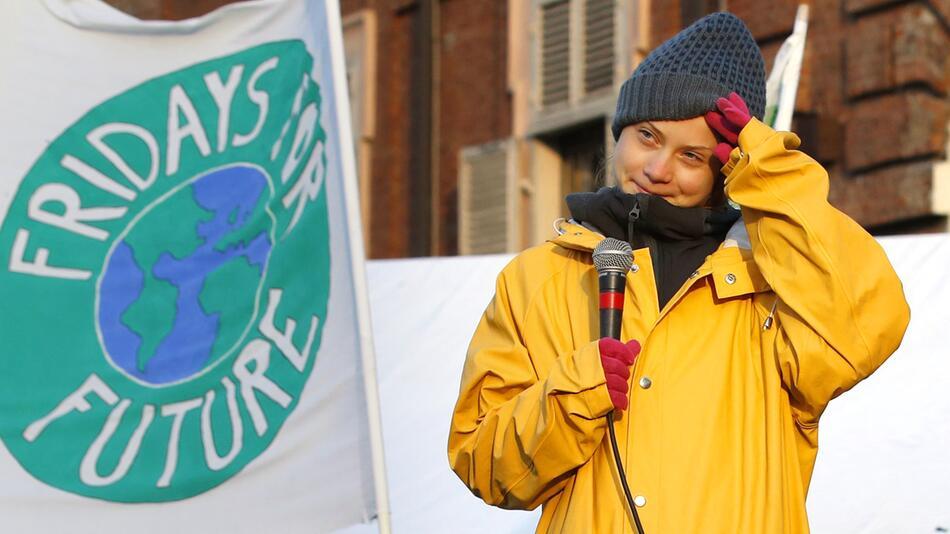 Klimaproteste in Turin
