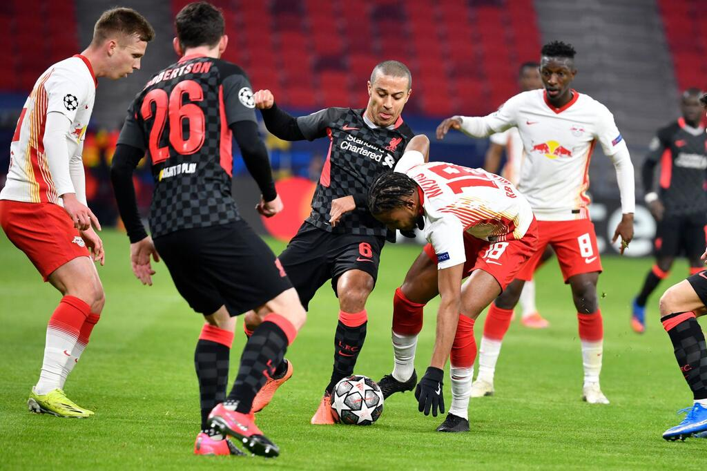 RB Leipzig - FC Liverpool