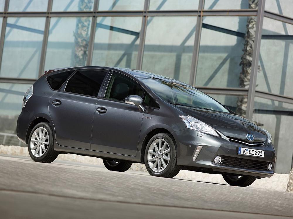 Bild zu Toyota Prius Plus