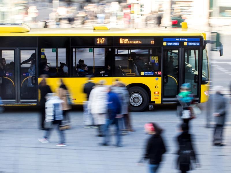 Bild zu Bus in Essen