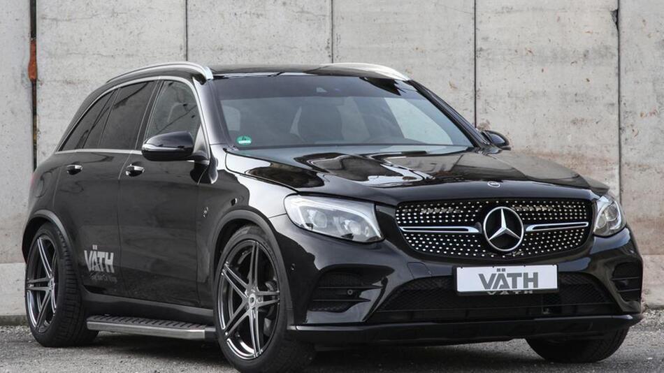 Mercedes GLC von Väth