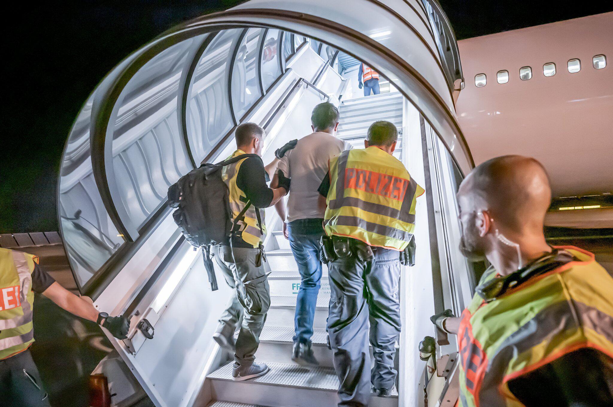 Bild zu Abschiebeflug nach Afghanistan