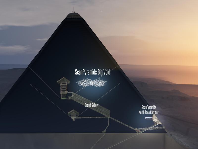 Bild zu Cheops-Pyramide