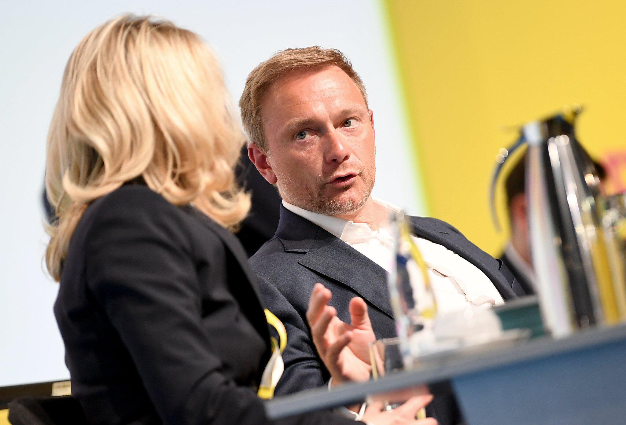 Bild zu FDP federal party conference